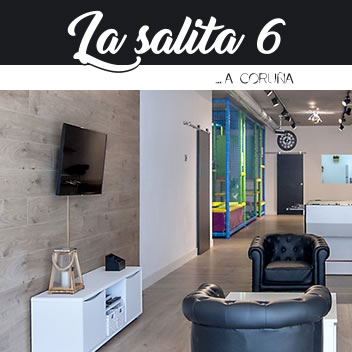 Diseño Web La Salita 6 Coruña