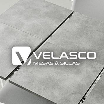 Diseño Web Velasco Mesas y Sillas